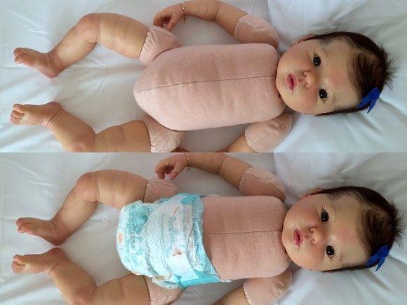 Esta E A Bebe Reborn Eduarda 2016 Adotada Nasceu Dia 31 10 2016 Com 49 Cm E 2 526kg Bracos E Pernas Real Looking Baby Dolls Baby Dolls Silicone Baby Dolls