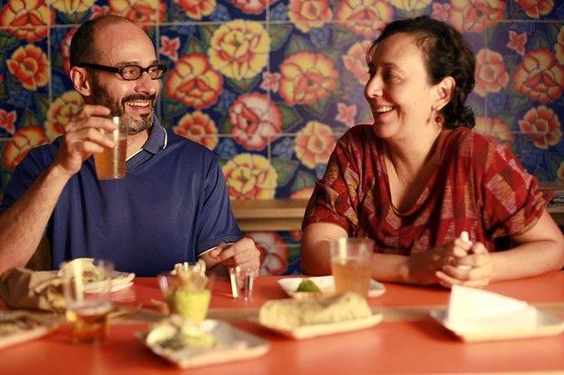 Lourdes Hernandéz se despede do Brasil com comida de rua mexicana