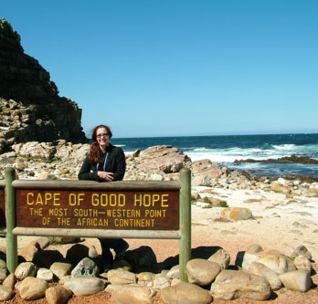 Mary at the Cape of Good Hope