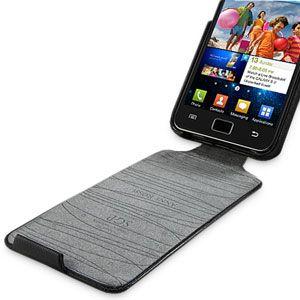 SGP Samsung Galaxy S2 Leather Case Anne Rossi Series - Twilit