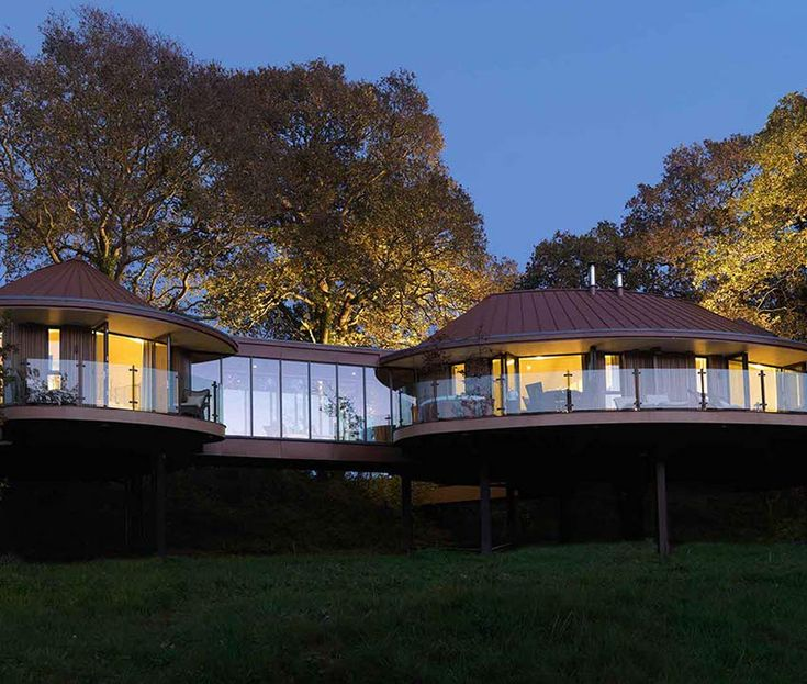 Definitely The Best Grown Up Treehouse In Land Chewton Glen Hotel And Spa