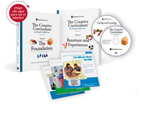 the creative curriculum for family child care pdf