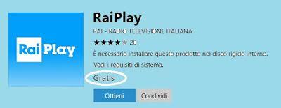 UNIVERSO NOKIA: RaiPlay per dispositivi fissi e mobili Windows 10:...