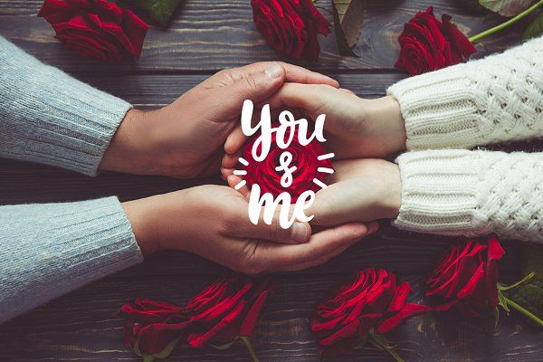 Love hand lettering by Hanifa_design on @creativemarket