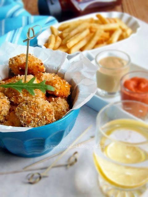 Az otthon ízei: Csirke nuggets házilag