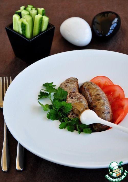 Гурка-закарпатская колбаса - кулинарный рецепт