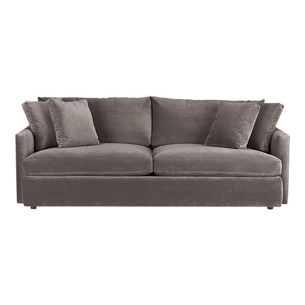 I Love This Sofa Microfiber That Looks Like Velvet And