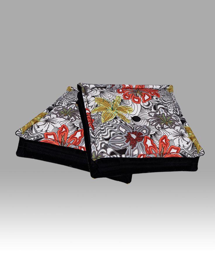 Per l'angolo piscina i cuscini futon sono ottimi. Scoprili con #Thomas ^_^  www.reever.it