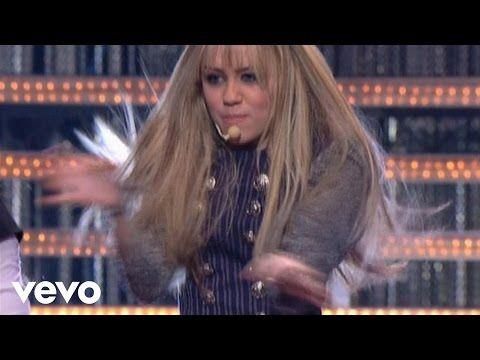 Hannah Montana - Nobody's Perfect - YouTube