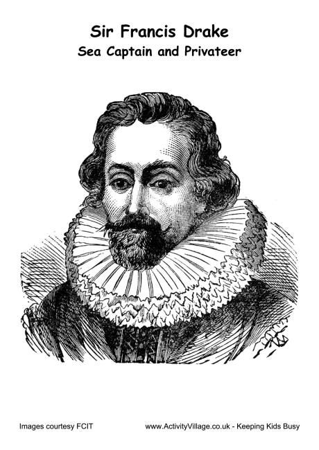 Sir Francis Drake: Facts and Information - Primary Facts
