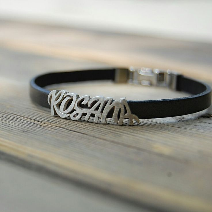 ROSANA. Polsera. Pulsera. Bracelet. Pequeñas joyas, grandes detalles. Small jewels, great gifts. www.argentumwords.com