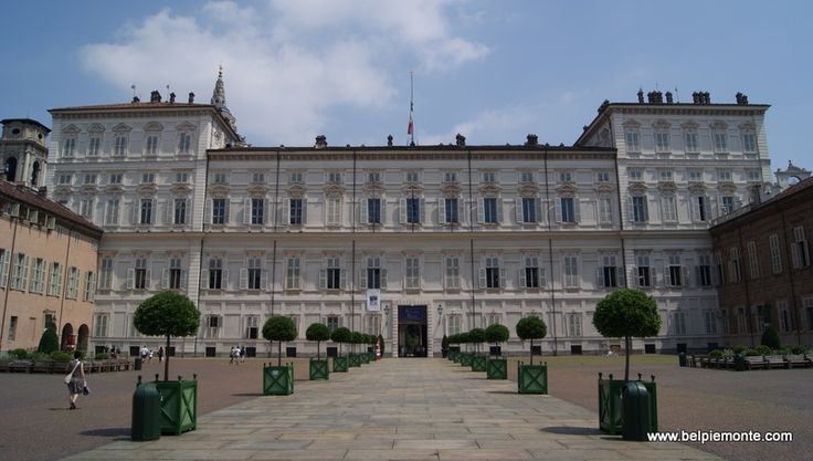 The Royal Palace of Turin