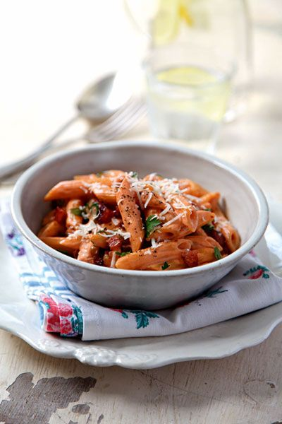 Wodka Penne (Donal Skehan - KITCHEN HERO)