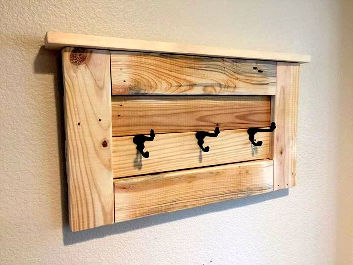 For a big boost to your creativity, these 50+ DIY pallet ideas and projects would really work rock, the new additions will definitely amaze all your senses!