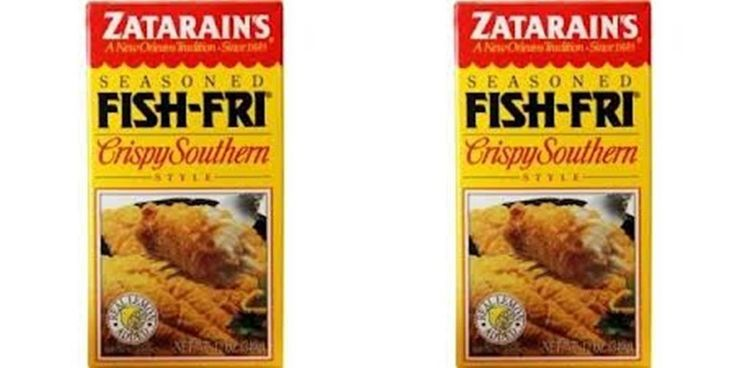 Details about cajun king butter pecan mix 2 lot recipe new for Southern fish fry batter