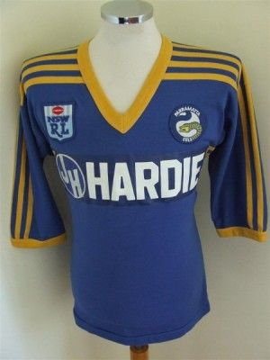 Parramatta Eels rugby shirt  Added on 29 Aug 2012 at 17:03 by SPORTS