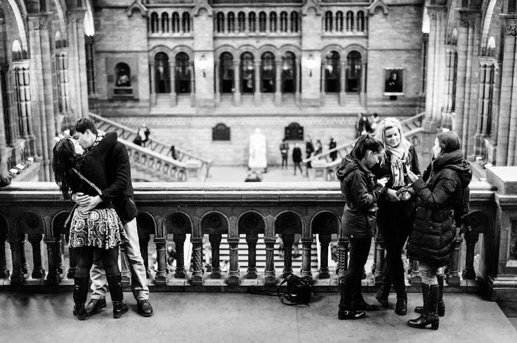 Love in the Natural History Museum