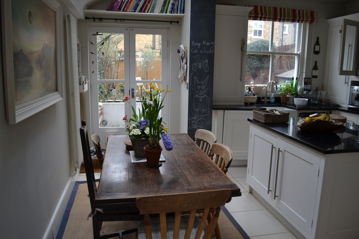 Beautiful Edwardian house situated between Clapham and Wandsworth commons – sleeps 6