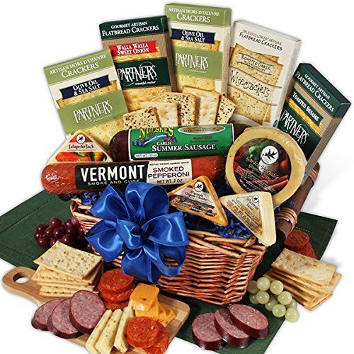 Great Gourmet Meat & Cheese Sampler - Deluxe, ,