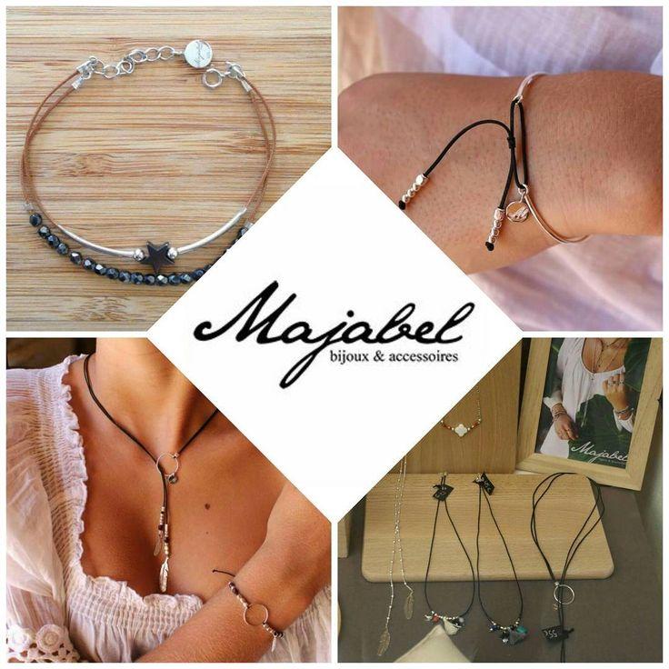 """BIJOUX DE CRÉATEURS - Découvrez la marque """"Majabel"""", exposée au Comptoir à perles et qui met à l'honneur les matériaux nobles dans des créations intemporelles: argent, plaqué or, cuir, pierres fines... et le tout fait main et à des prix très abordables! #Majabel #bijouxdecreateurs #bijoux #jewels #instajewels #jewelslovers #argent #or #lecomptoiraperles #perles #faitmain #handmade #handmadejewelry #beads #silver #gold # creation #creativity #créativité #bijouxfemmes #cuir #leather #pompon…"""