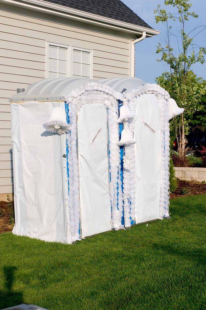 17 best Wedding Porta Potty images on Pinterest | Wedding ...