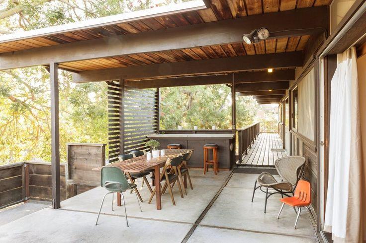 Kristina & Bill Are Creative Caretakers of Their Mid-Century Modern California Dream Home
