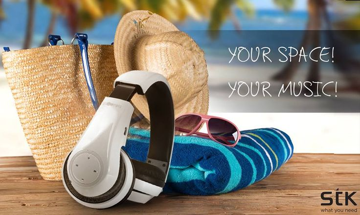 Heading for a Long Summer Trip? Be sure to carry your favorite #STKAccessories #Bluetooth headphones along and enjoy #music on-the-go!