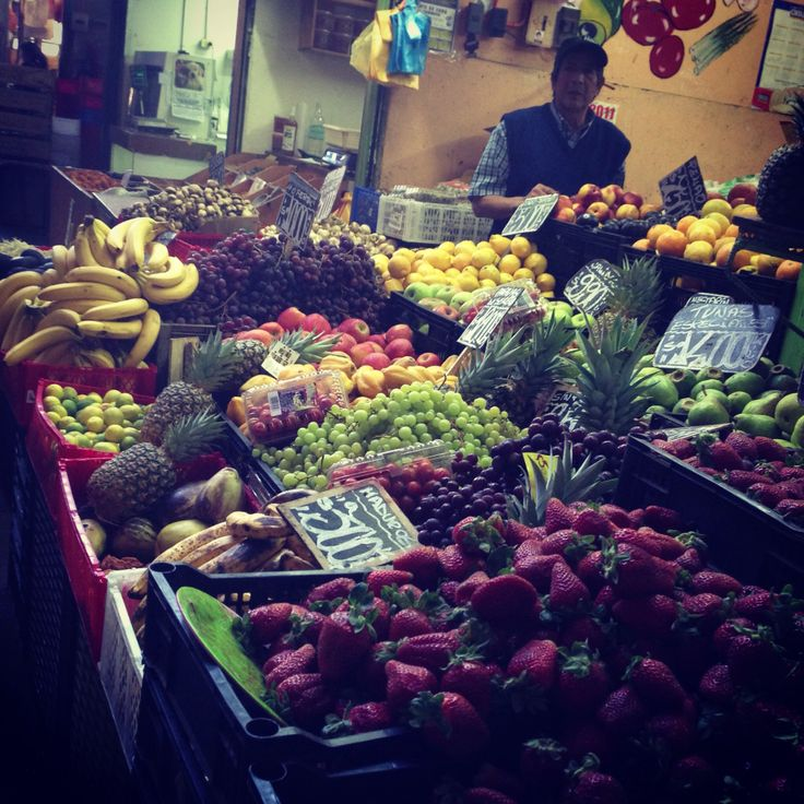 Market vega central
