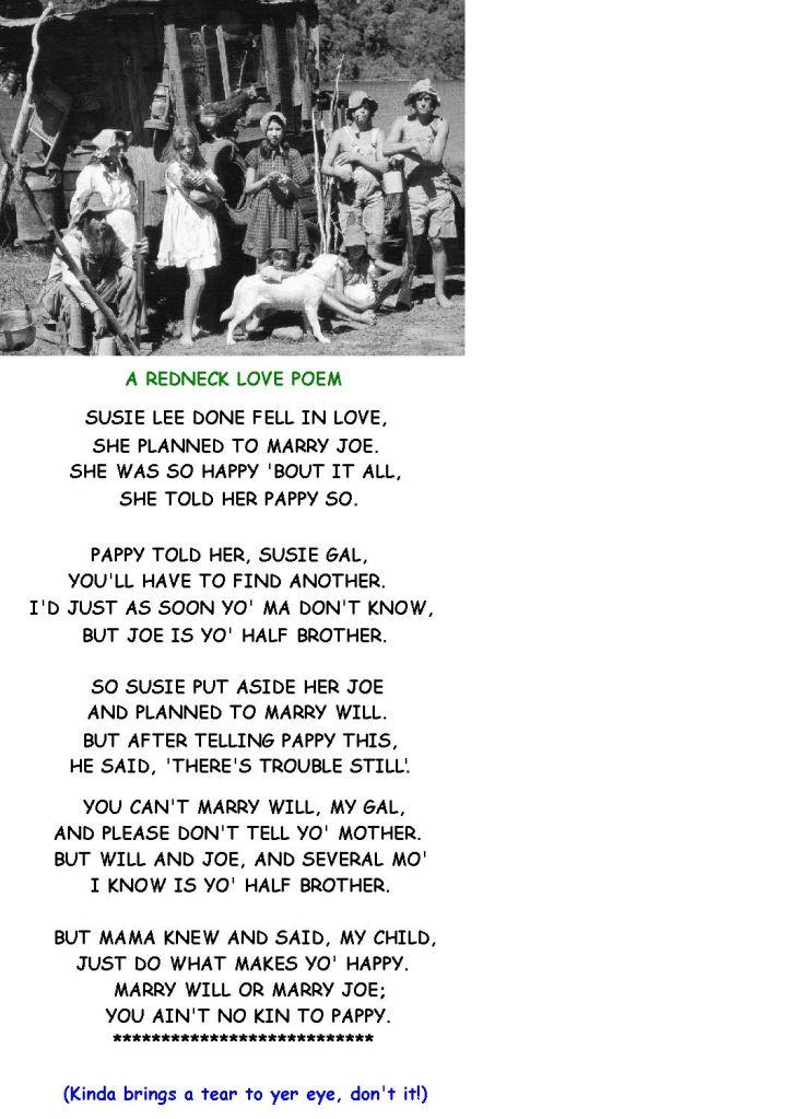hill billy family reunion pdf