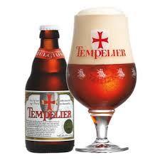 Tempelier Blond - Brouwerij Corsendonk, Turnhout. Beoordeling GGOB:  6,1 Eigen beoordeling: 6,5 (www.ggob.nl)