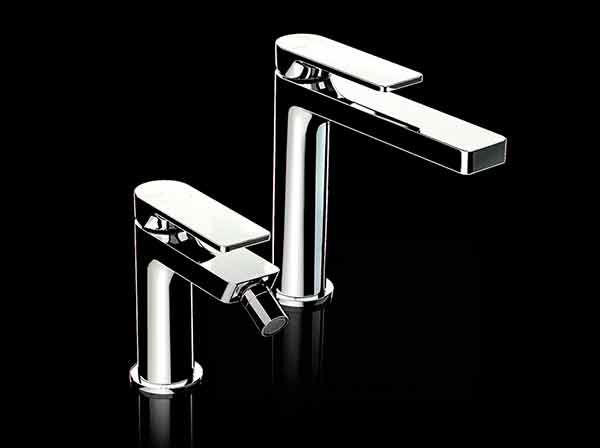 La grifería Ritmonio Pois de venta online en www.terraceramica.es #griferias #baños #ritmonio #bano #rubinetterie #arquitectura