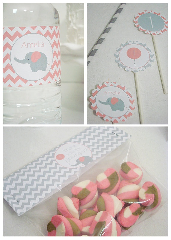 Baby Shower Decorations Asda ~ Elephant party parties pinterest