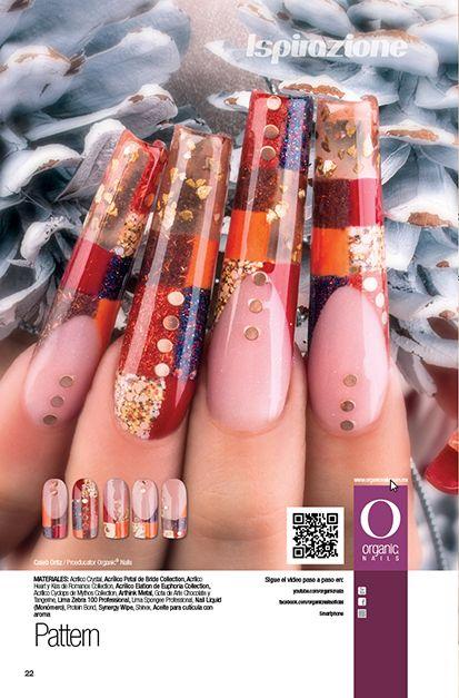 26 Pattern  Caleb Ortiz / Proeducator Organic® Nails Diseño publicado en la revista Lo Mejor No. 26 de Organic® Nails.   http://youtu.be/F1FKpAWtdAs?list=PLVzihPafxEEwjNT0GraEhIaapZy8j2fXW