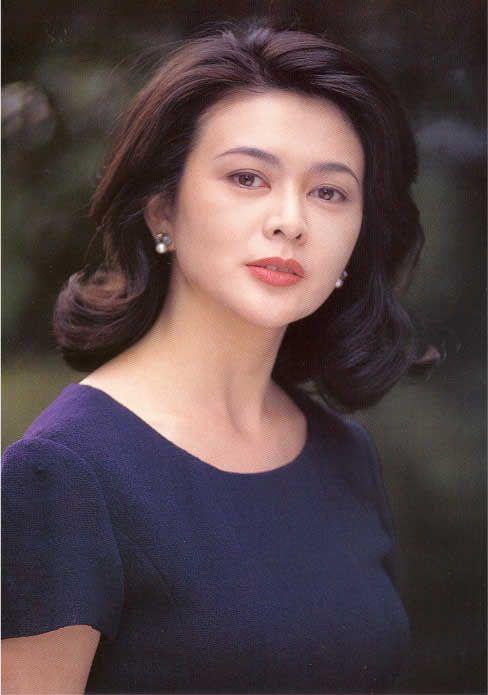 Rosamund Kwan, a retired Chinese actress from Hong Kong