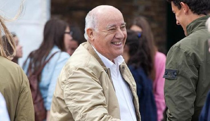 Amancio Ortega Is World's Richest Man — The Owner Of 'Zara' Has Rags-To-Riches Story, But Wealth Jumped Due To Share-Price Surge [Update]