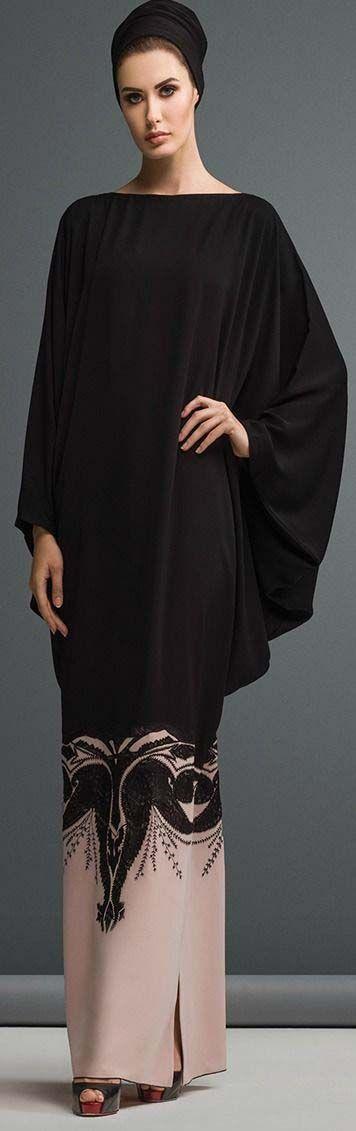 Hijab : Abaya Chic Dubai Moderne Et Tendance cet été | astuces hijab                                                                                                                                                                                 Plus