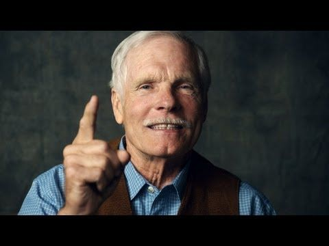 How Ted Turner Defines a Good Leader - Oprah's Master Class