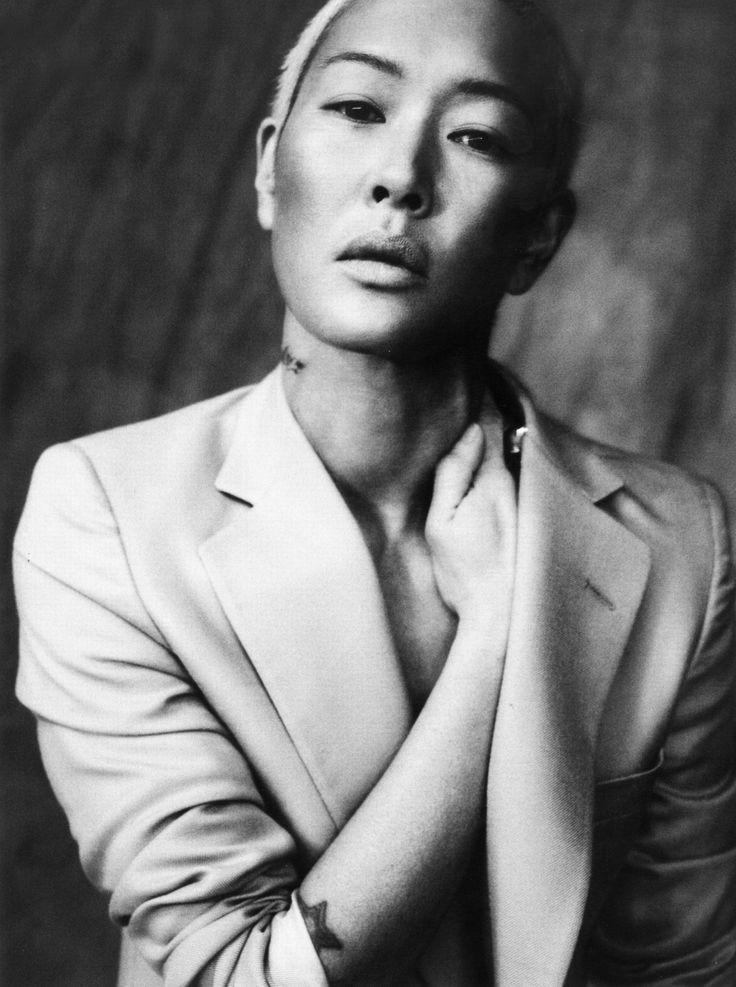 Jenny Shimizu: Creative Photographs, Androgyny, Face, Jenny Shimizu, Fashion Photography, Beauty, Beautiful People