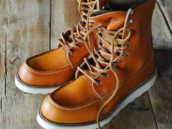 Galeria de Fotos: Sapatos e Botas da Red Wing Shoes