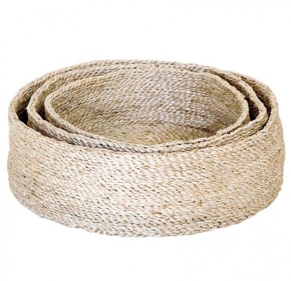Jute Basket Natural (Large) PRE-ORDER