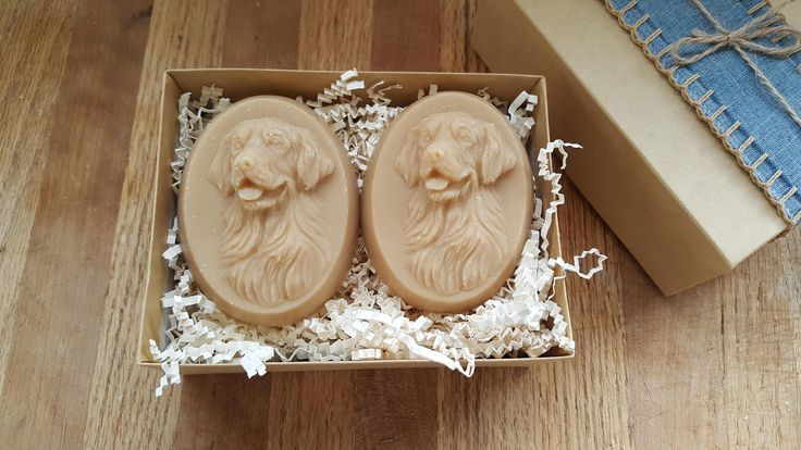 Excited to share the latest addition to my #etsy shop: Golden Retriever, Lavender Goat Milk Soap, Peppermint, Dog Gift Idea, Golden Retriever Gift, Golden Retriever Shaped Soap, Honey Oat http://etsy.me/2F8Y55D #bathandbeauty #soap #goldenretriever #peppermintsoap #lav