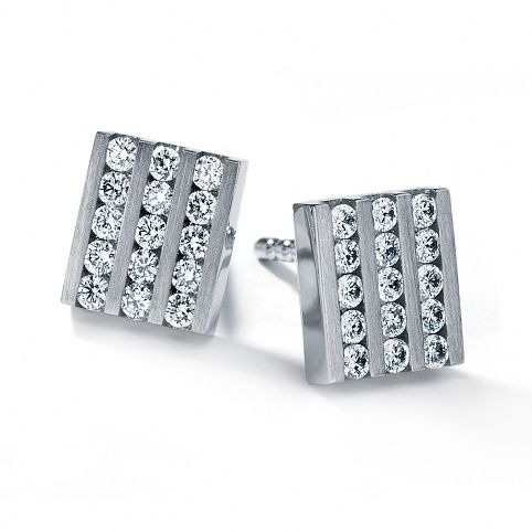 c86c8c6bd Diamond Studs - ORRO Contemporary Jewellery Glasgow - www.orro.co