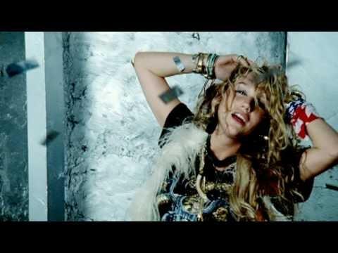 Ke$ha - TiK ToK.  Goddamit, I don't want to like this apparent train wreck, but I can't help but notice that her beats are infectious and great to run to