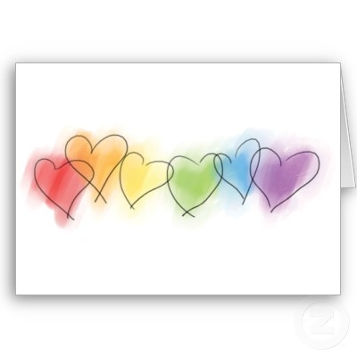 water color rainbow - Google Search