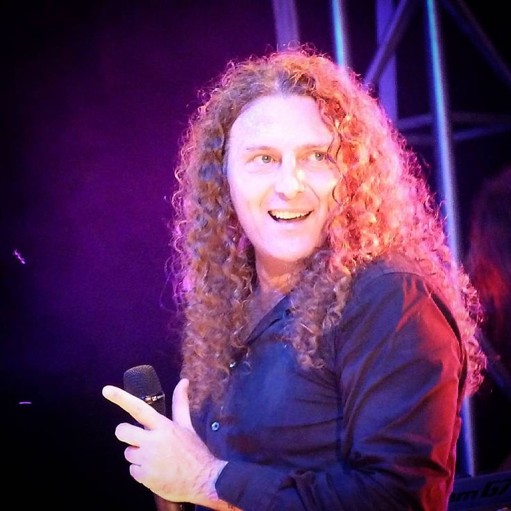 Mr. Handsome! ^^ Fabio Lione with Rhapsody Of Fire at Ubiale Power Sound Festival - Photo by andaisofunseelie: https://instagram.com/p/5g0H1EIQgY/