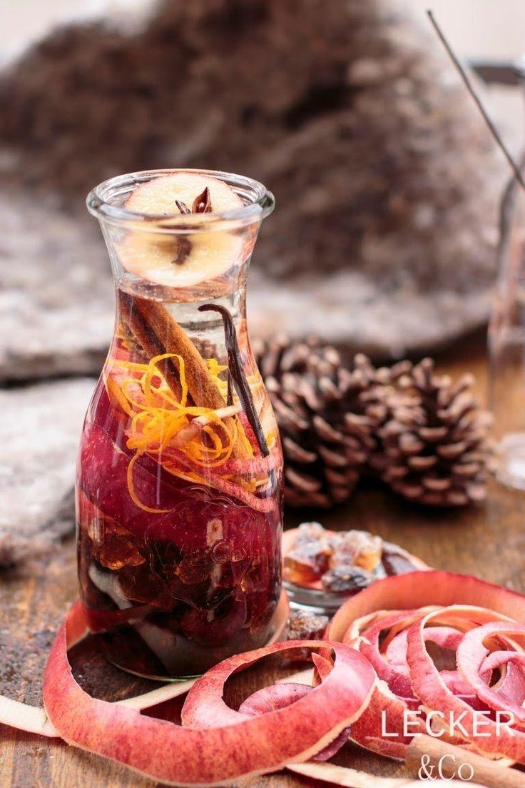 Spectacular H ttenlik r Winterideen mit Kandis von Diamant Zucker LECKER uCo Foodblog Foodfotografie und Foodstyling