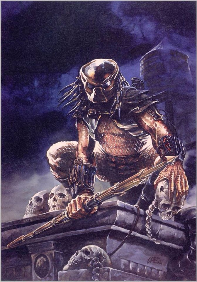 Predator 2 : City Hunter