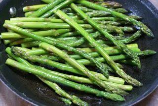 How to Saute (and Roast) Asparagus