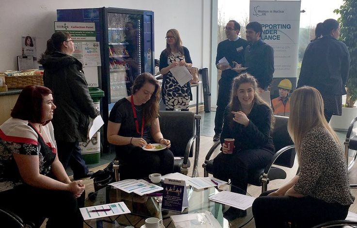Nuclear workers gather to drive gender balance in Cumbria http://www.cumbriacrack.com/wp-content/uploads/2017/03/Women-in-Nuclear_8492_RT.jpg Representatives from the nuclear industry across the county have gathered at a session hosted by Women in Nuclear (WiN) UK    http://www.cumbriacrack.com/2017/03/22/nuclear-workers-gather-drive-gender-balance-cumbria/