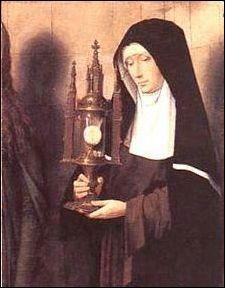 Santoral Virtual: 18 de junio, día de Santa Isabel de Schönau